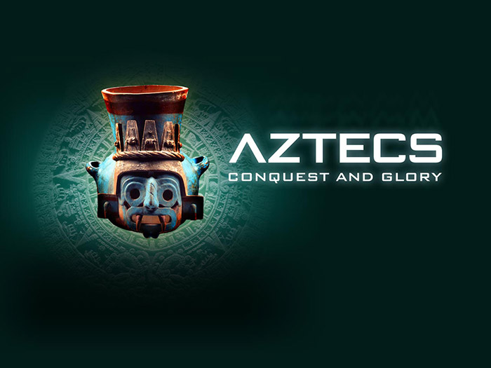 Aztecs: Conquest and glory, 2013. Te Papa