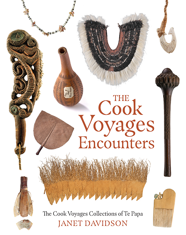 The Cook Voyages Encounters_Janet Davidson