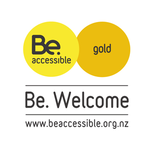 Be Welcome Gold: This organisation has achieved excellent levels of accessibility in a number of area