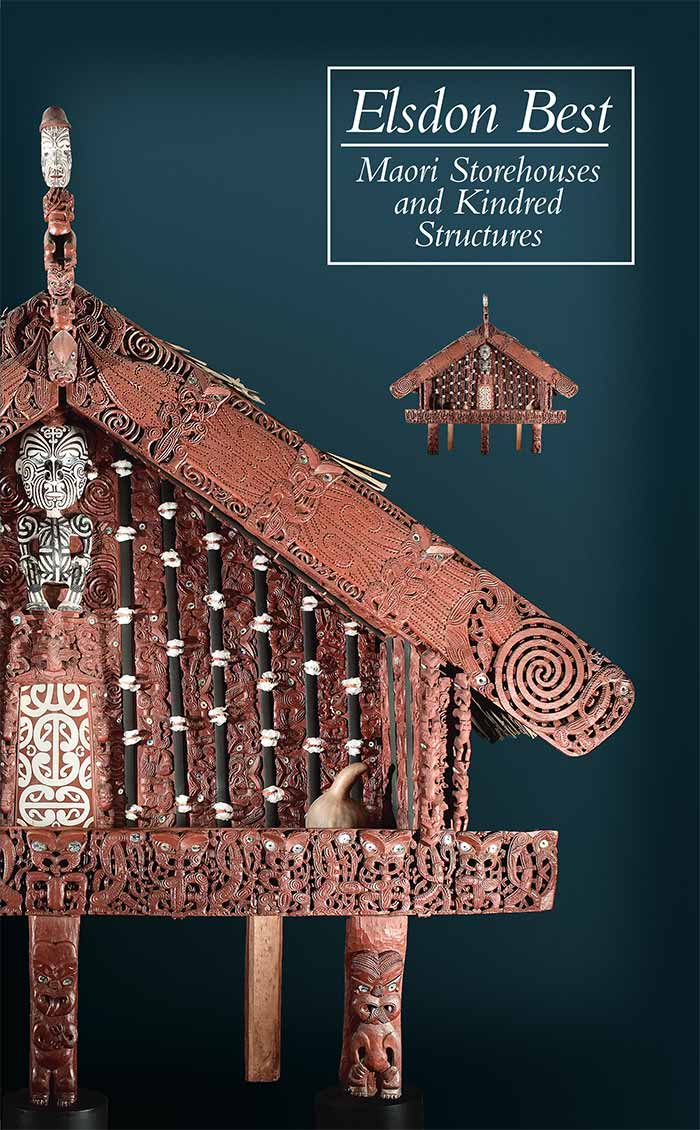Maori Storehouses and Kindred Structures