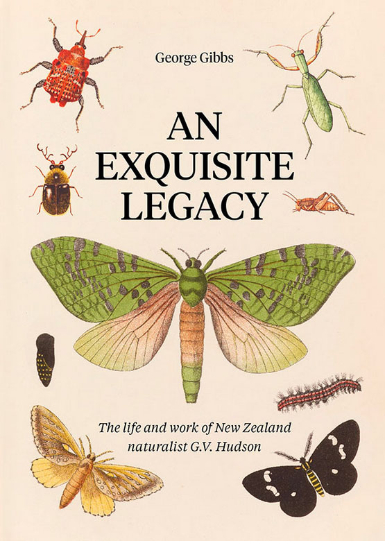 Front cover of the book An Exquisite Legacy