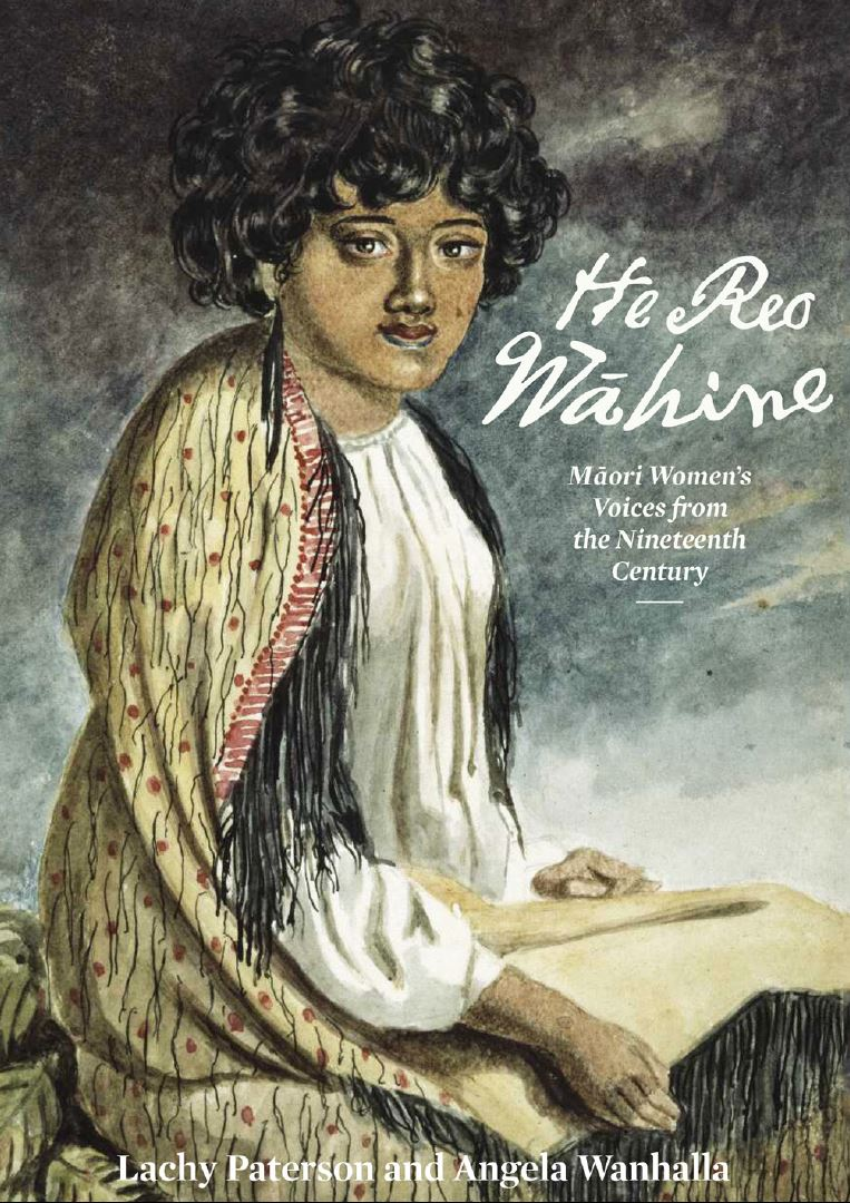 Front cover of He Reo Wāhine