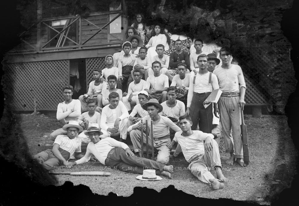 Cook Islands cricket team