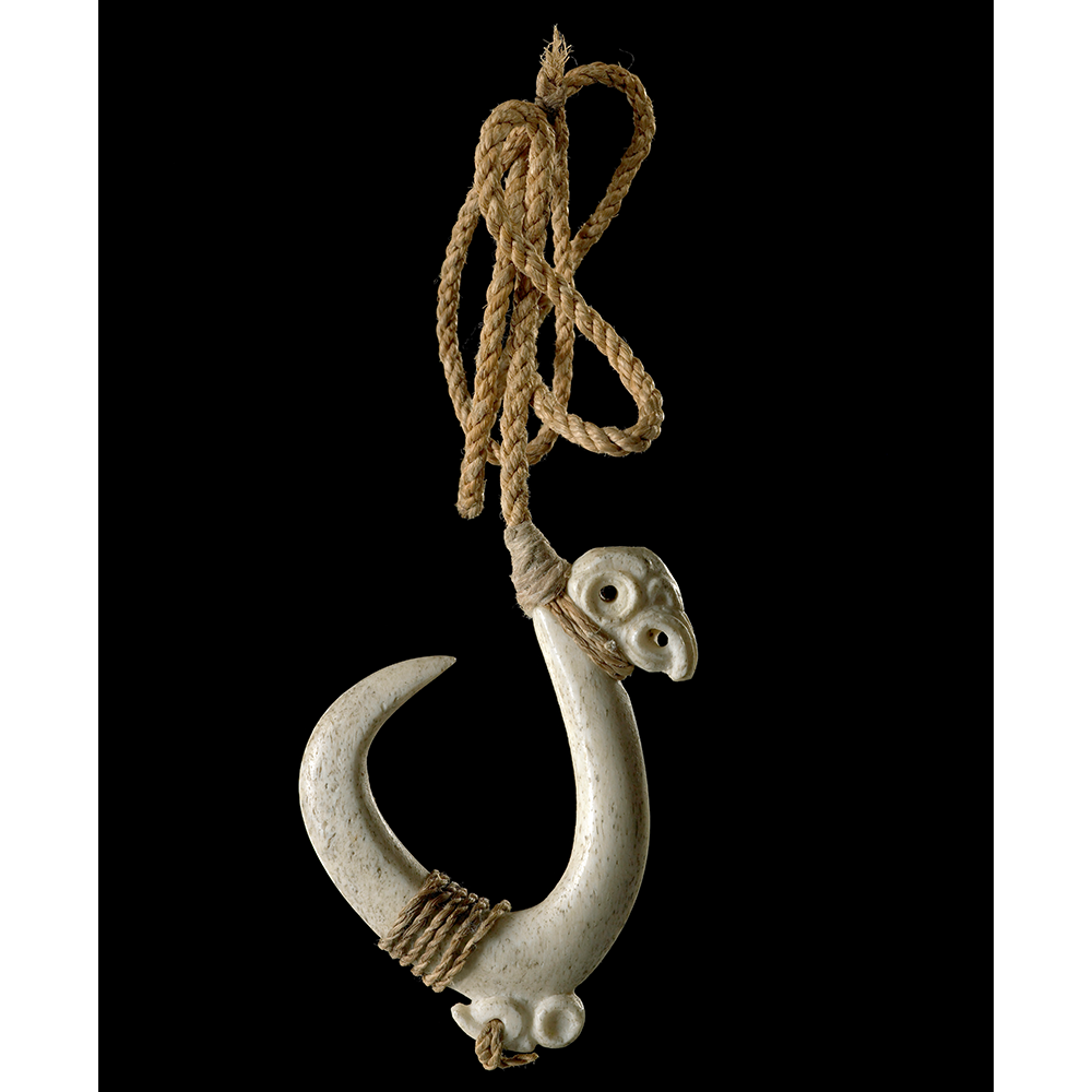 Bone fish hook