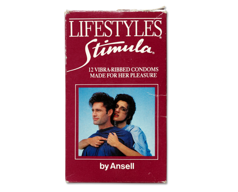 Lifestyles Stimula condoms