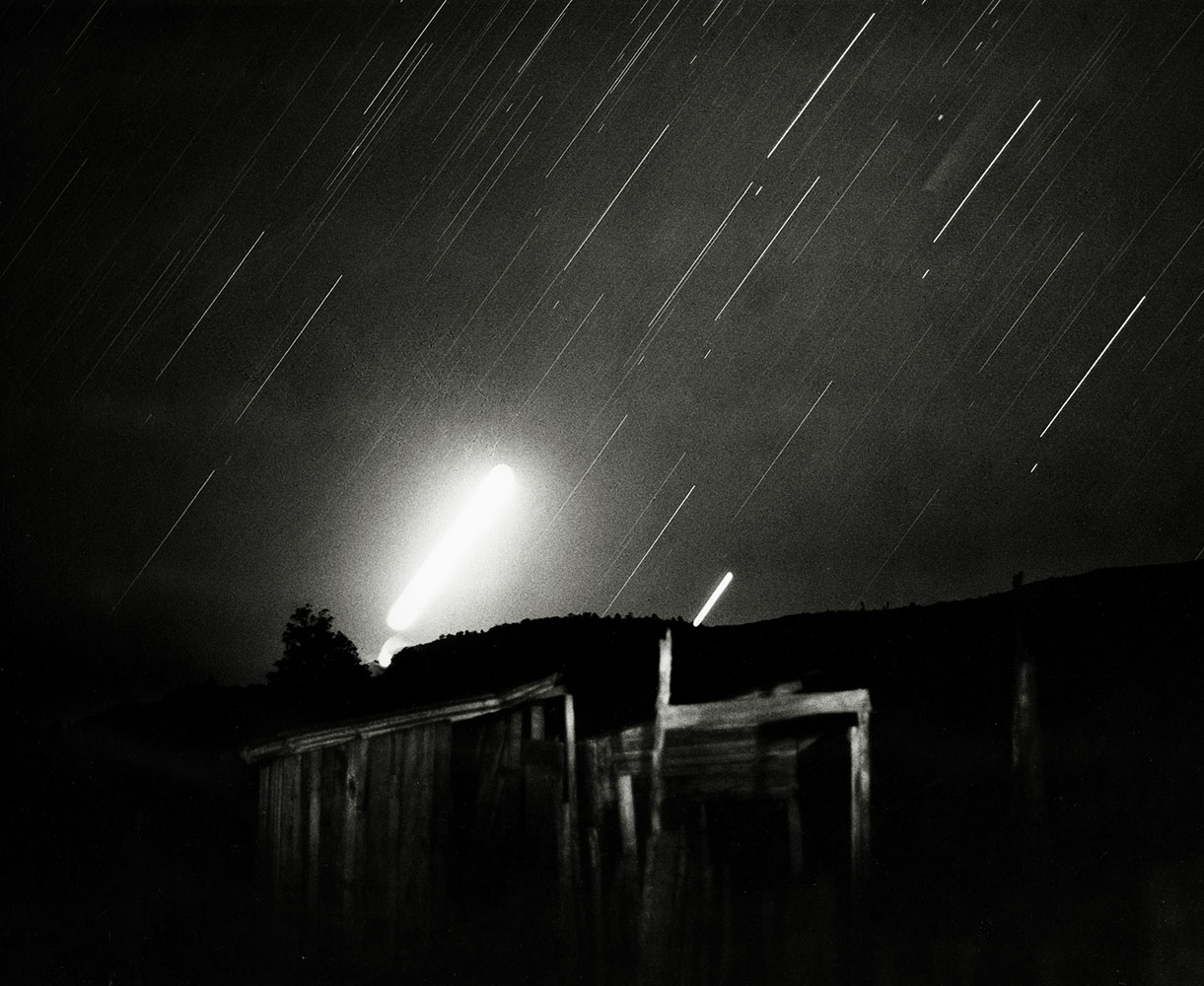Untitled (star trails)