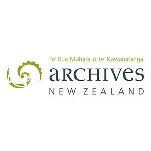 Archives New Zealand logo