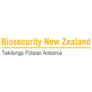 New Zealand Biosecurity logo