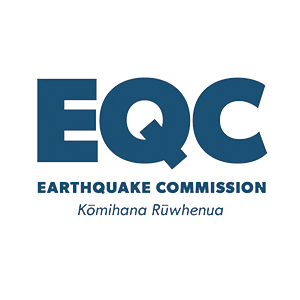 EQC earthquake commission logo
