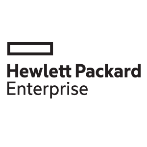 Hewlett Packard Enterprise logo 300x300