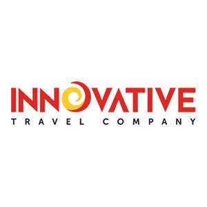 Innovative travel company - logo