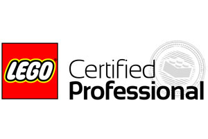 Lego certified professional logo