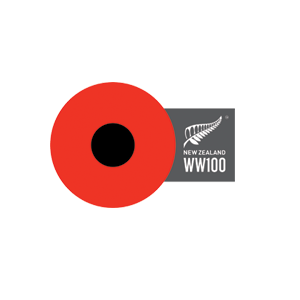New Zealand WW100 logo 300x300