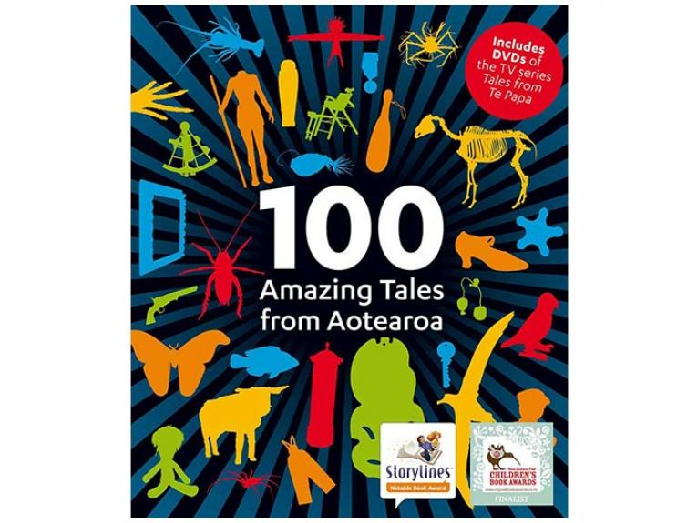 100 Amazing Tales from Aotearoa