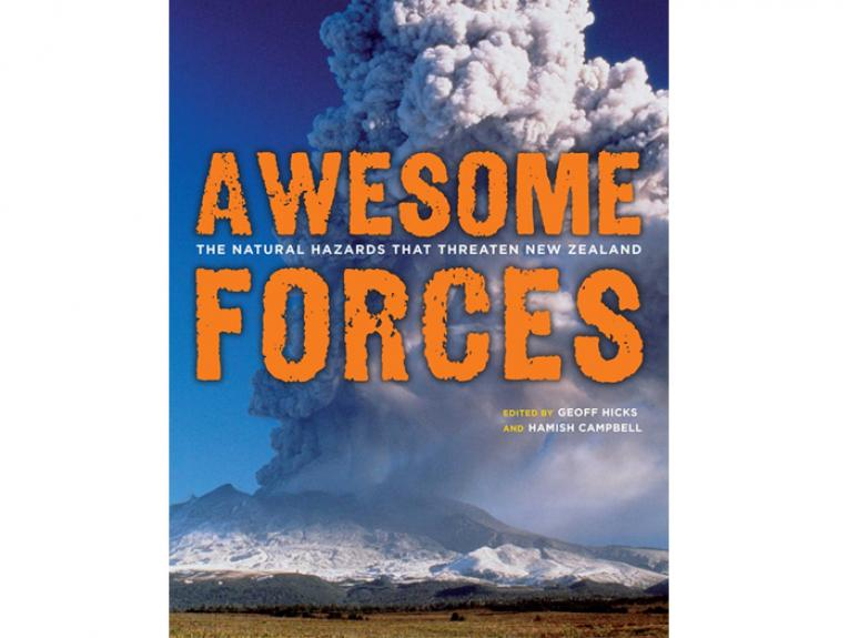 Awesome Forces book cover