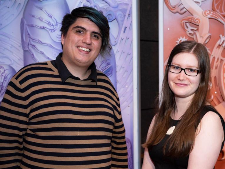 Ben and Laura