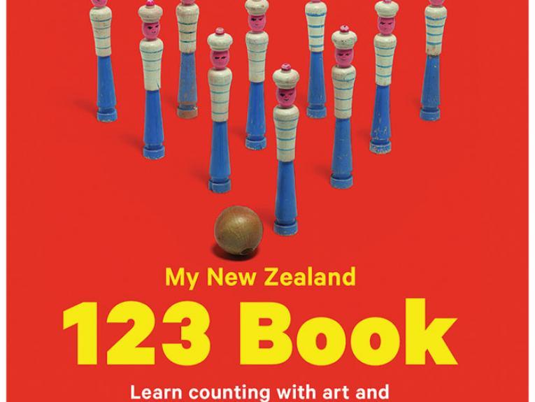 My New Zealand 123 Book