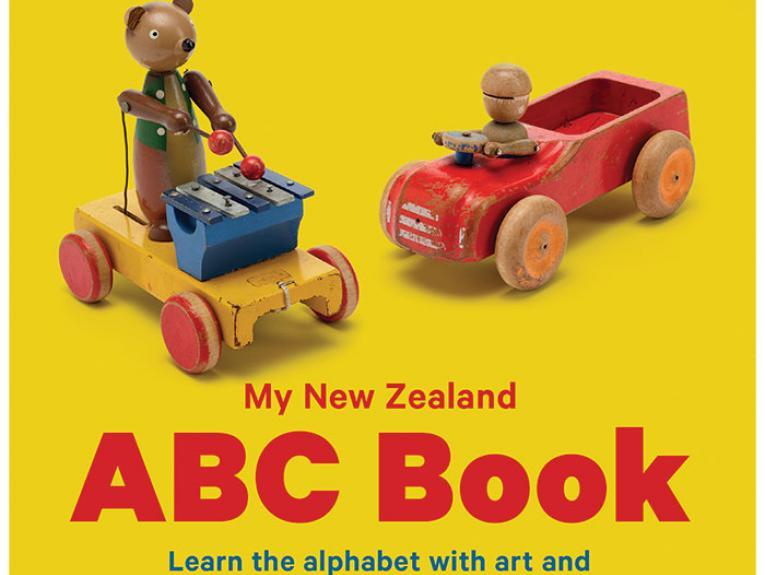 My New Zealand ABC Book