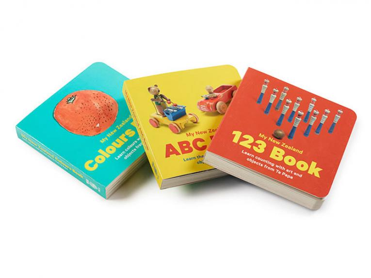 My New Zealand ... board books