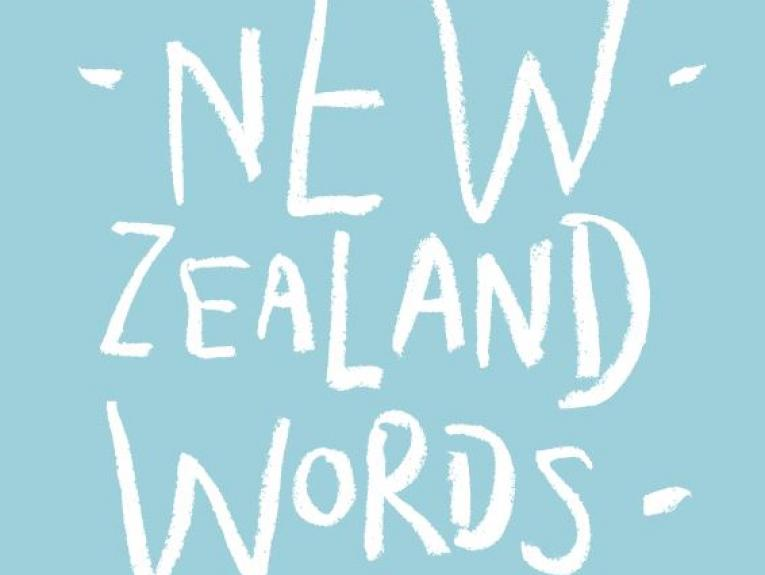 Book of New Zealand Words cover