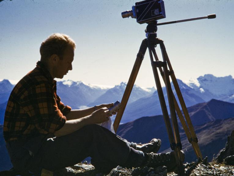 Brian Brake, New Zealand, by Brian Brake. Gift of Mr Raymond Wai-Man Lau, 2001. Te Papa (CT.056017)