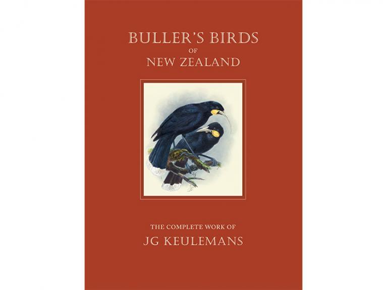 Buller's Birds of New Zealand 2012