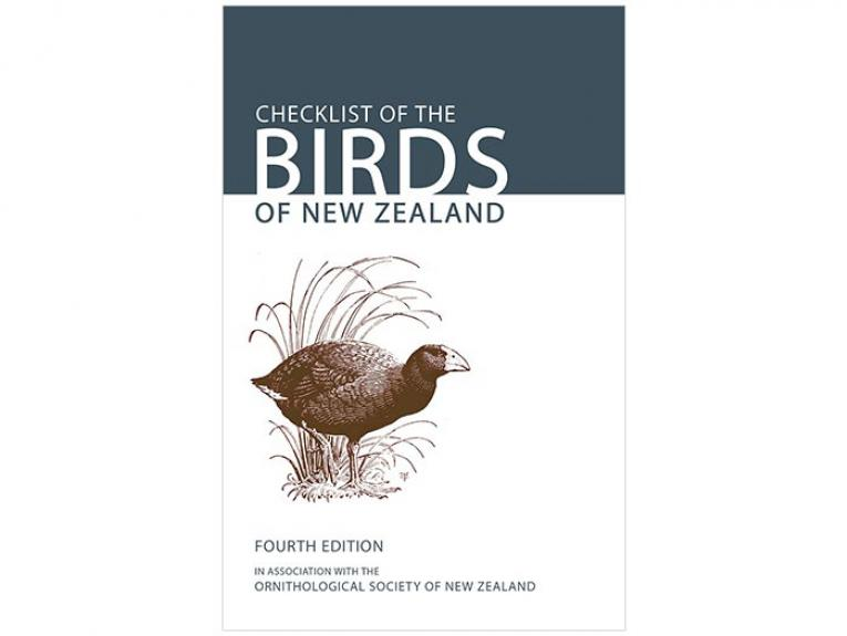 Checklist of the Birds of New Zealand