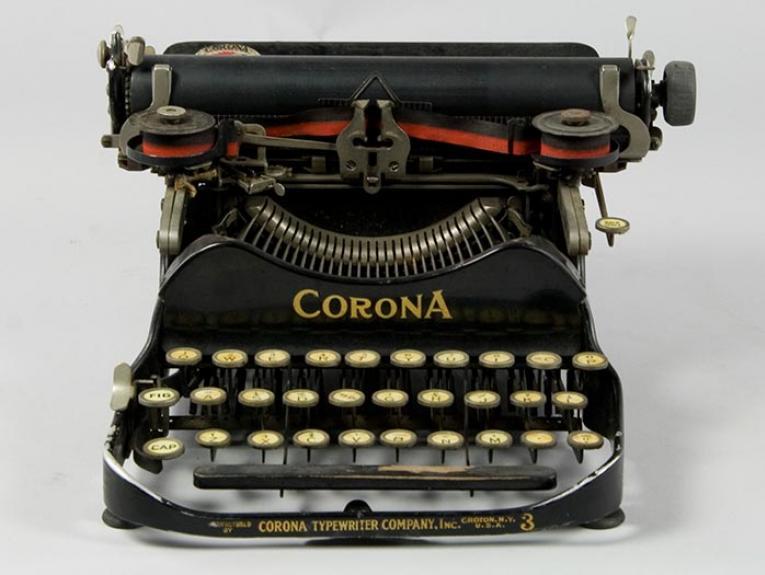 1912 typewriter