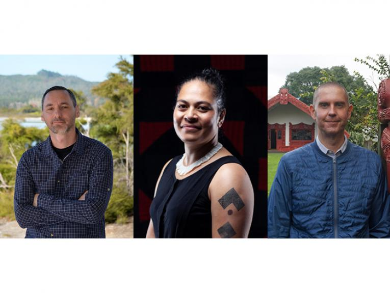 Authors of Crafting Aotearoa