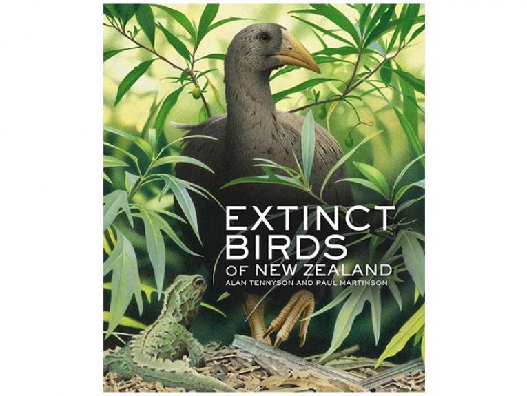 Extinct Birds of New Zealand