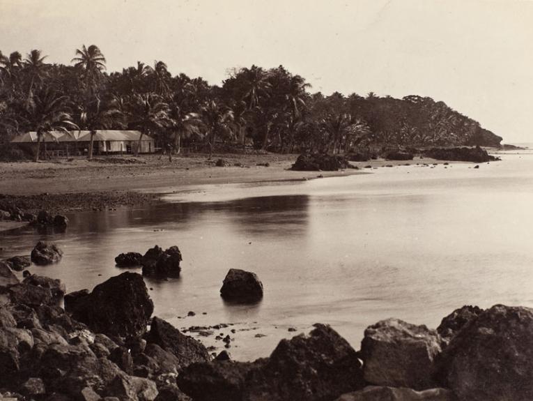 Fijian landscape