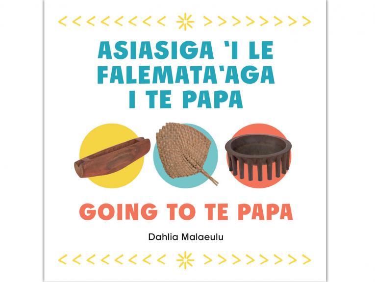 Going to Te Papa cover