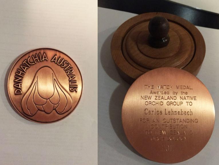 Hatch medal