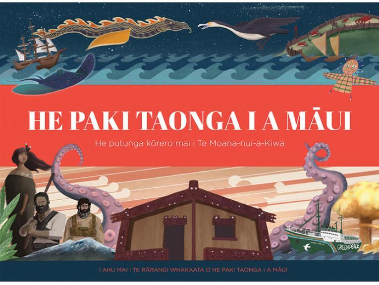 He Paki Taonga i a Māui_David Brechin-Smith