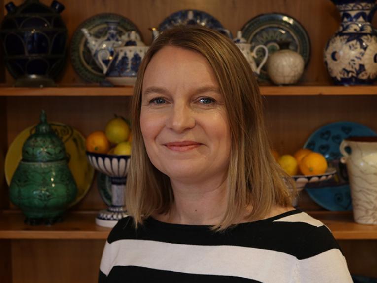 Author Helen Lloyd – image credit Nicola Rudge