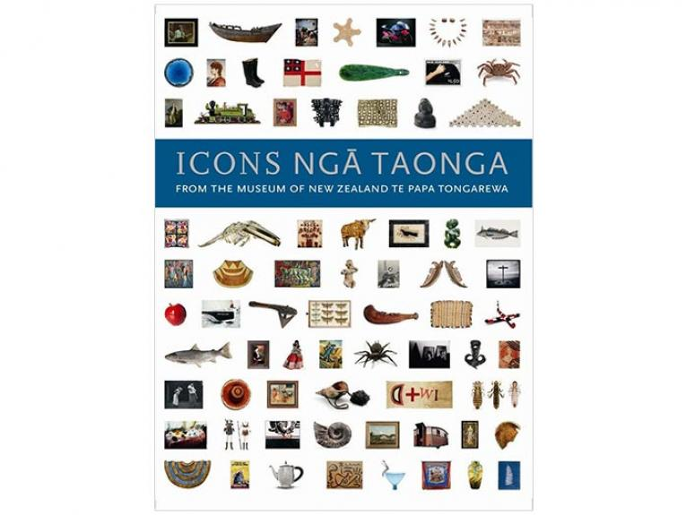 Icons Ngā Tonga from the Museum of New Zealand Te Papa Tongarewa