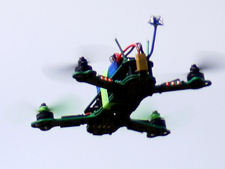 Image of a aerial drone