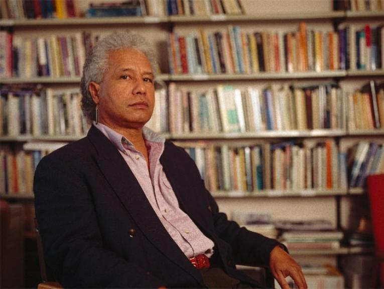 Portrait of Albert Wendt