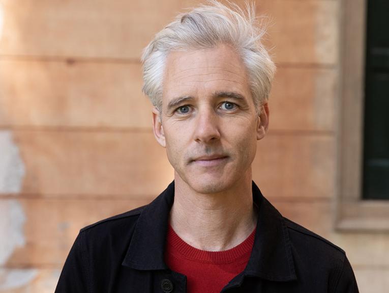 Portrait of Dane Mitchell