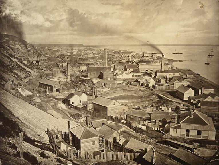 Photograph of Grahamstown