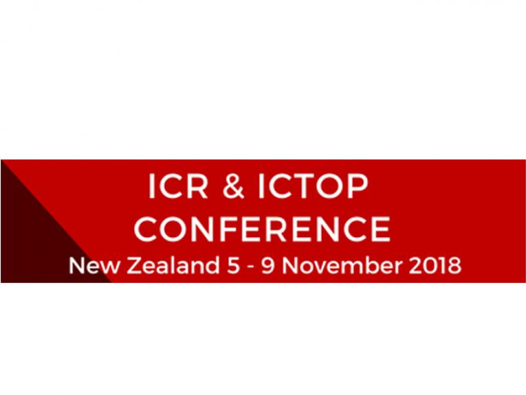 ICR and ICTOP Conference