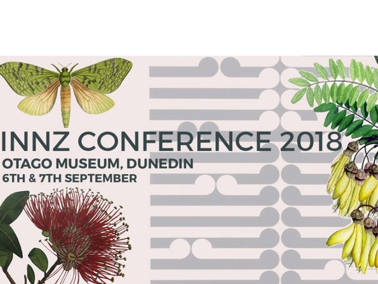 INNZ Conference 2018 logo