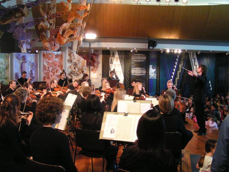 NZSO in concert