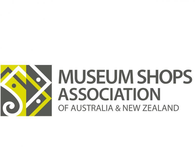 Museums Shop Association logo