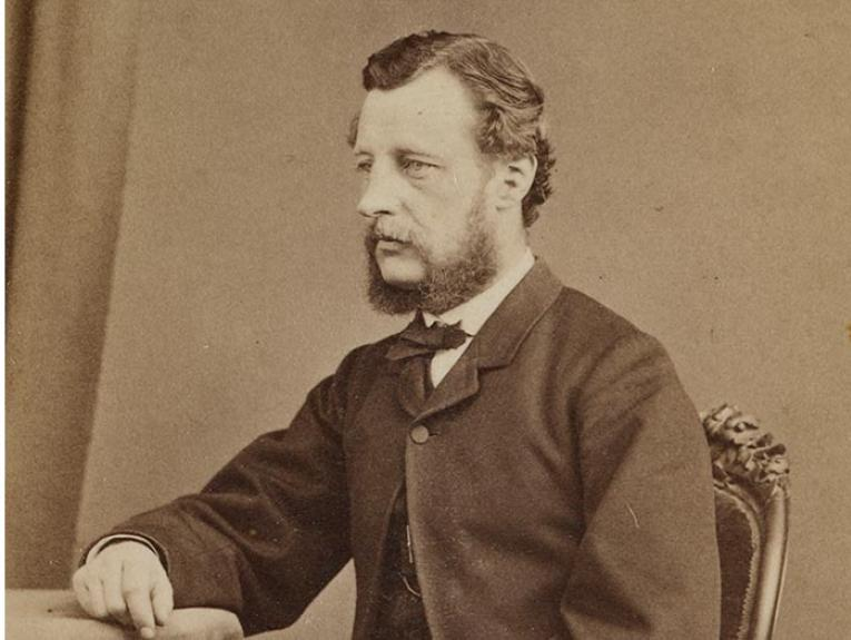 Portrait of Sir James Hector