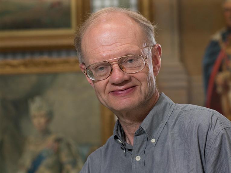 Mark Stocker, editor of New Zealand Art at Te Papa
