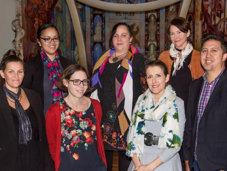 Members of the NSTP team