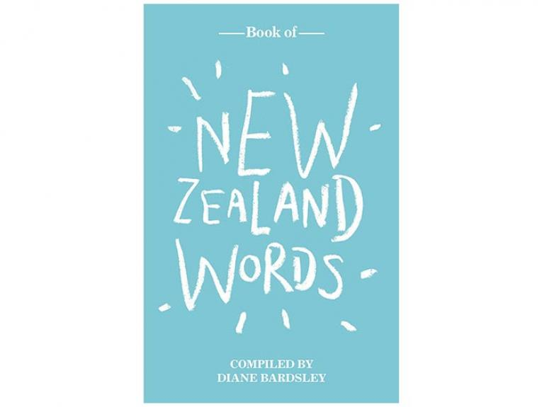 Book of New Zealand Words