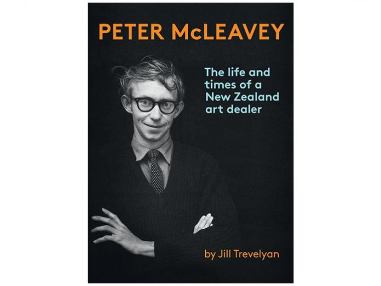 Peter McLeavey: The life and times of a New Zealand art dealer