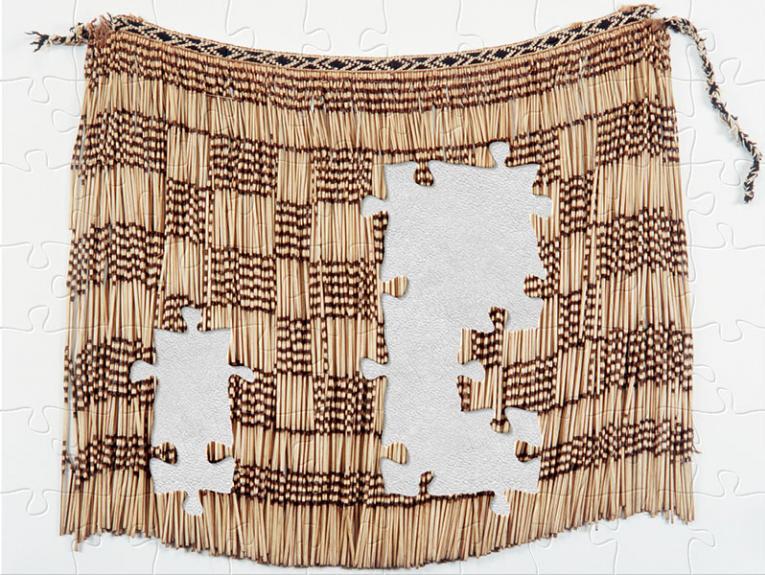 A piupiu skirt